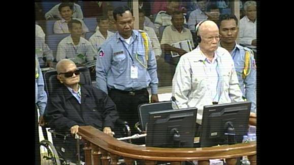 محاکمه رهبران خمرهای سرخ به اتهام «نسلکشی» مسلمانان در کامبوج آغاز شد