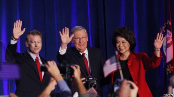 منتقدان سر سخت سیاست خارجی و مذاکرات هسته ای باراک اوباما در انتخابات کنگره آمریکا پیروز شدند