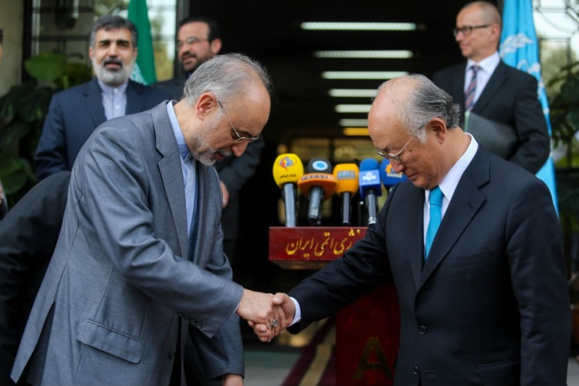 کوتاهی وعدم همکاری ایران با آژانس بین المللی انرژی اتمی