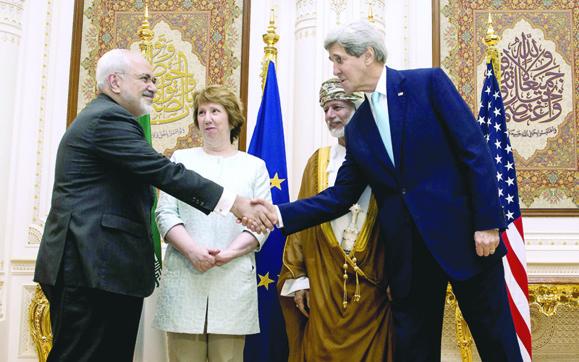 مذاکرات سهجانبه عمان بدون نتیجه مشخص پایان یافت