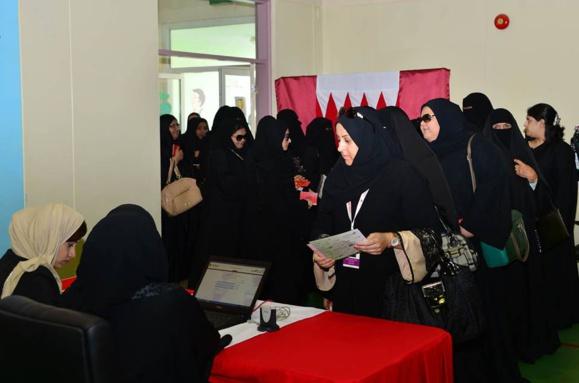 برگزاری دومین مرحله از انتخابات عمومی در کشور بحرین