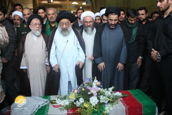 کشته شدن حسن حزباوی یکی از سرداران سپاه قدس واحد برون مرزی سپاه پاسداران ایران در سوریه