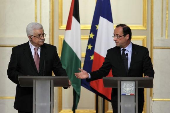 اعتراف نمادين پارلمان فرانسه به كشور مستقل فلسطین
