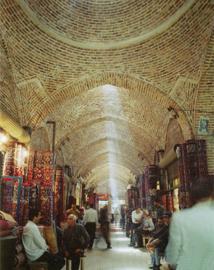 بازار تاریخی ارومیه در آستانه تخریب