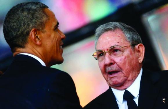روابط دیپلماتیک کوبا و آمریکا از سر می گیرد