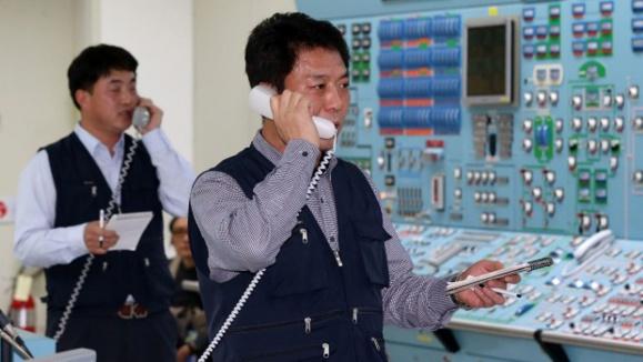 کامپیوتر اوپراتور نیروگاه اتمی کره جنوبی هک شد