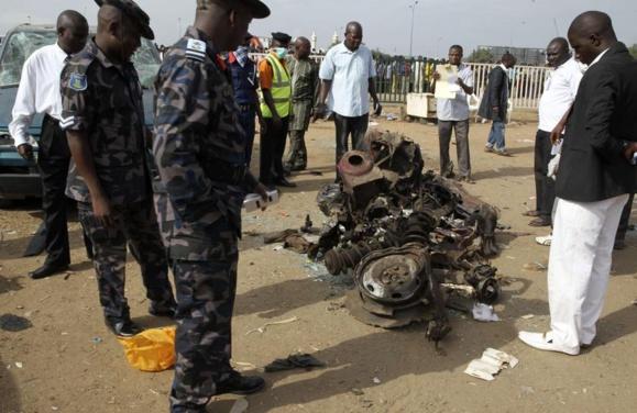 دهها نفر در انفجاری در نیجریه کشته شدند