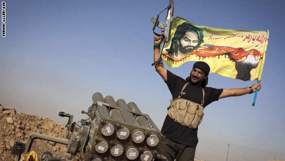 وزير دفاع عراق خواستار پایان دادن به حملات انتقام جویانه شبه نظامیان مسلح شیعه وابسته به ایران در کشورش شد