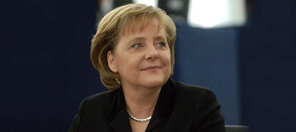 مرکل: اسلام بخشی از آلمان است
