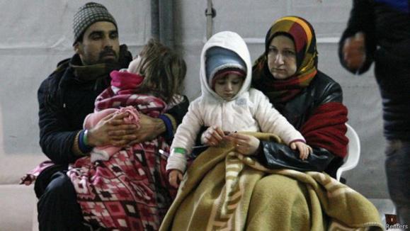 تاکتیک تازه قاچاقچیان انسان، رها کردن پناهجویان در دریا