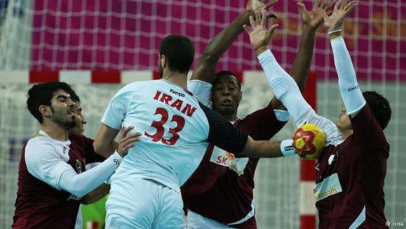 دومین شکست تیم ملی هندبال ایران در رقابتهای جام جهانی قطر