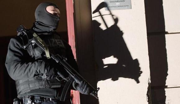 عملیات سراسری پلیس آلمان علیه افراد مظنون به ارتباط با داعش