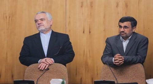 محکومیت معاون اول دولت احمدی نژاد به ۵ سال زندان