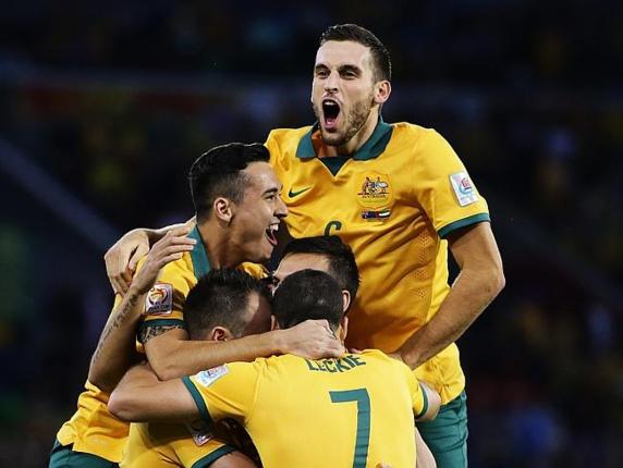 استرالیا حریف کره جنوبی در فینال جام ملتهای آسیا شد