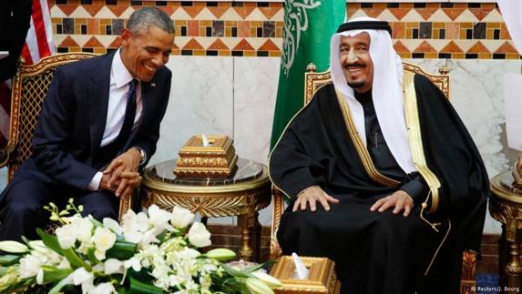 تلاش اوباما برای ایجاد روابط دوستانه تازه با عربستان سعودی