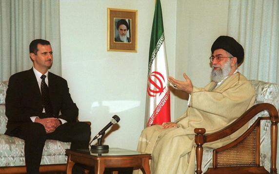 بشار اسد: با واسطه با آمریکا در ارتباطیم