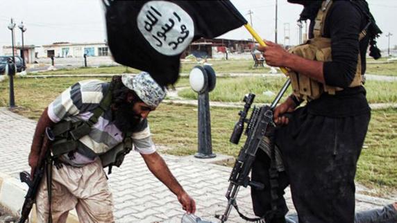 نيروهای «حکومت اسلامی» شهری را در غرب عراق «تصرف کردند»