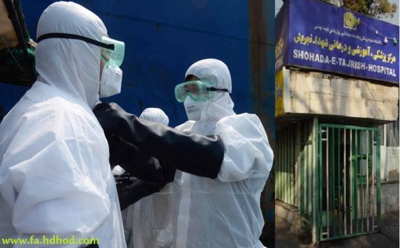 ویروس خطرناک ابولا به ایران رسید