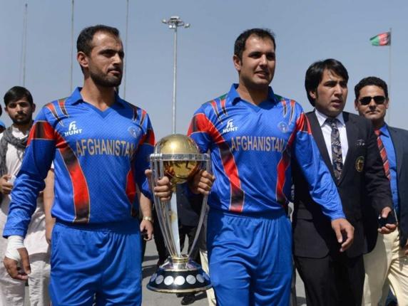افغانستان برنده نخستین بازی کریکت در جام جهانی شد
