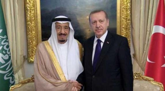 برنامه سفر اردوغان در عربستان سعودی