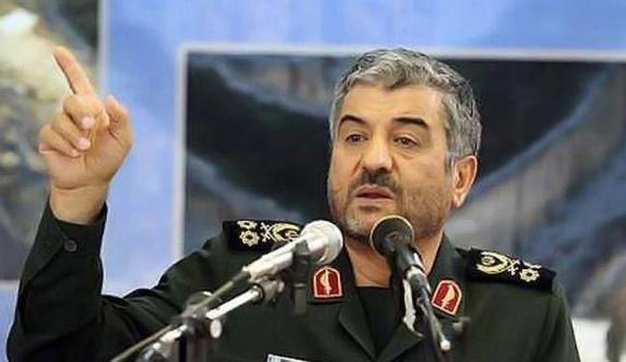 محمد علی جعفری از حضور نظامی سپاه پاسداران در کشور عراق خبر داد