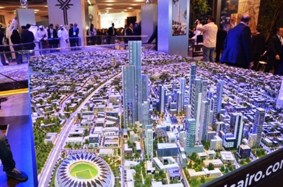 مصر از ساخت پایتخت جدید در شمال قاهره خبر داد