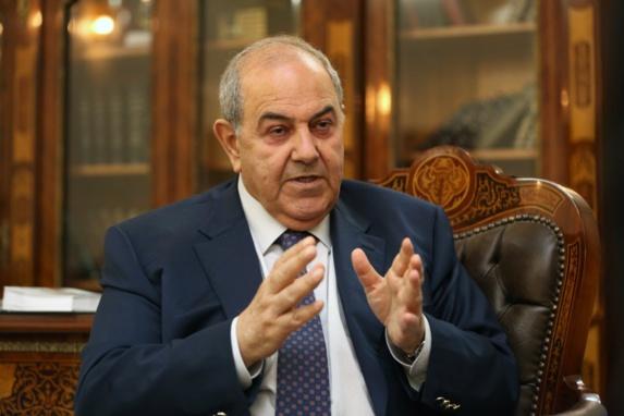 علاوی در مورد خطر تشدید شکاف فرقهای در عراق هشدار داده است