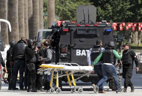 ۹ نفر در ارتباط با حمله به موزه تونس دستگیر شدند