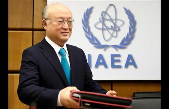 یوکیا امانو بار دیگر از ابعاد نظامی برنامه هسته ای ایران سخن گفت