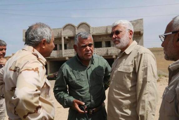 گروه های مسلح شیعه عراقی وابسته به ایران پس  ارتکاب جنایات انتامجویانه در تکریت از مرکز این شهر عقب نشینی کردند