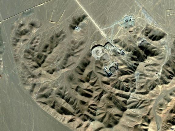 """تأسیسات هسته ای فردو نزدیک قم، """"سوهانپزی شود"""""""