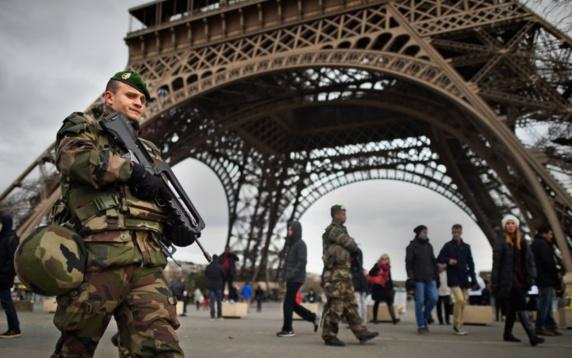 پلیس فرانسه حمله تروریستی به 2 کلیسا را خنثی کرد