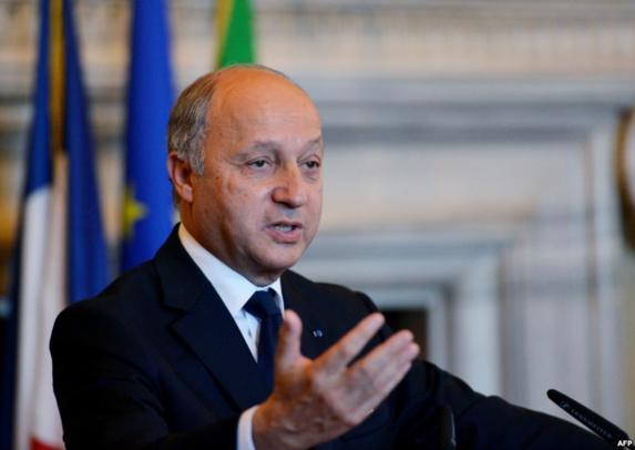 وزير خارجه فرانسه: مطمئن نيستم كه توافق اتمي با ايران به نتيحه ميرسد