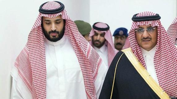 پادشاهی سعودی از وداع با قدیمی ترین وزیر خارجه تا استقبال از جوان ترین وزیر دفاع جهان