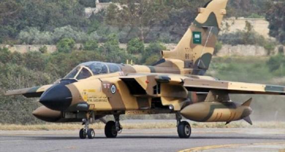در پی شلیک خمپاره توسط شورشیان حوثی به مناطق مسکونی سعودی،حملات هواپيماهای جنگی ائتلاف از سر گرفته شد