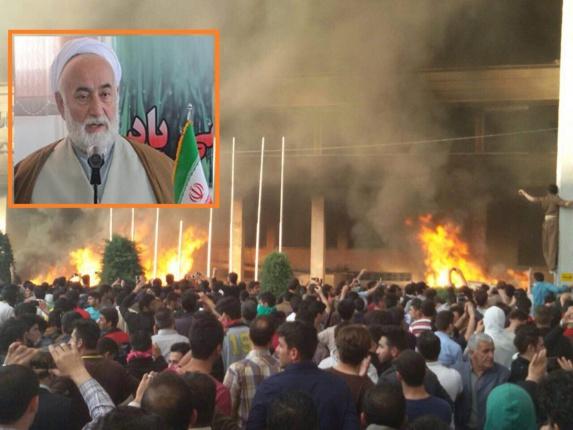تناقض و دورویی امام جمعه مهاباد وتوهین به ملت کرد