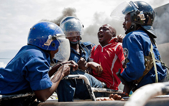 ژنرال ارتش بوروندی علیه رئیس جمهوری کودتا کرد