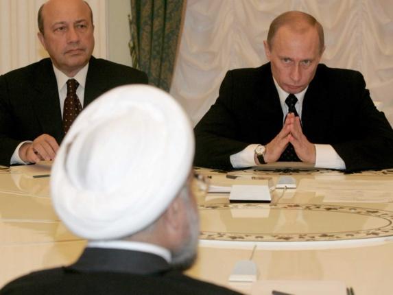 چرا پوتین نگران توافق هسته ای است؟