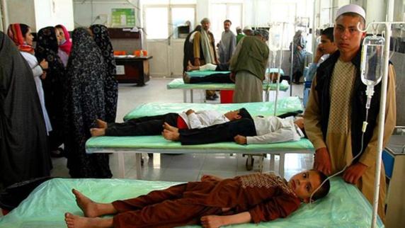 در سالهای گذشته مواردی از مسمومیت دانش آموزان در افغانستان ثبت شده اما در مورد دلیل آن گزارش قطعی منتشر نشده است