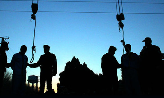 پنج زندانی در کرج اعدام شدند