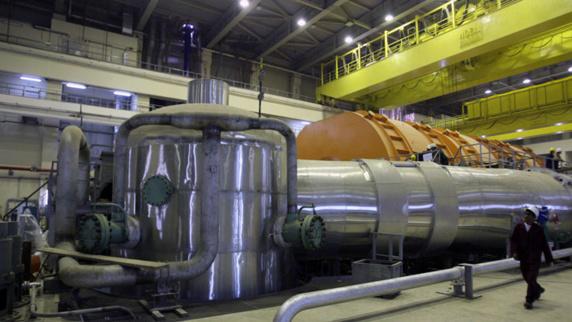 نقش دانشمندان شوروی در برنامه هستهای جنجال برانگیز ایران