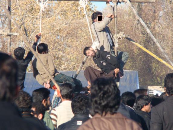 روند افزایشی اعدامها ادامه دارد؛ پنج نفر در ایران اعدام شدند