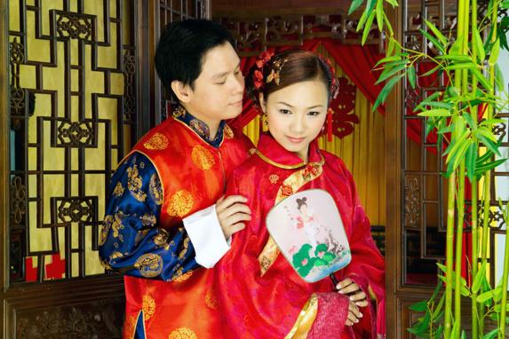 حکمرانی دختران چینی در ازدواج با مردان