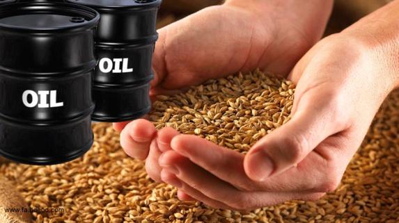 تحریمها؛ خودکفا شدیم: نفت می دهیم گندم می گیریم