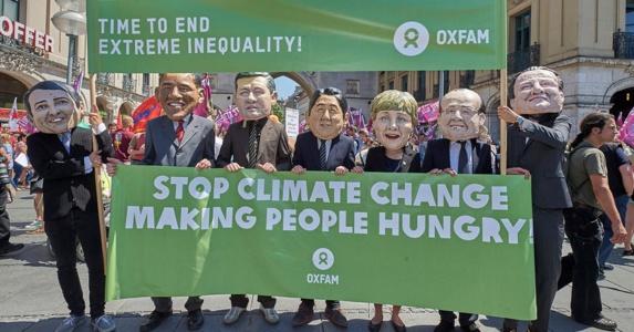 نشست گروه ۷ و تعهداتی برای مبارزه با تغییرات آب و هوایی