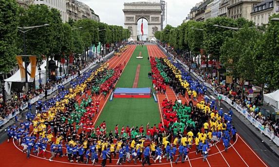 پاریس برای میزبانی المپیک ۲۰۲۴ نامزد میشود