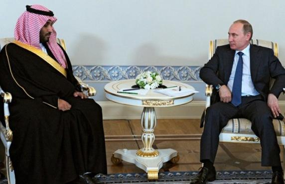 روابط روسیه و عربستان سعودی متحول میشود