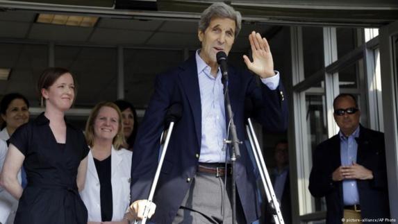 کری: ایران پاسخ قانعکننده ندهد، توافقی در کار نخواهد بود