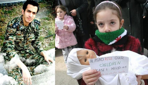 کشته شدن پنج افغانی وسه ایرانی از اعضای گروه تروریستی قدس در سوریه