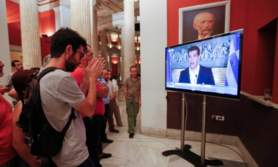 وزیر اقتصاد یونان استعفا کرد
